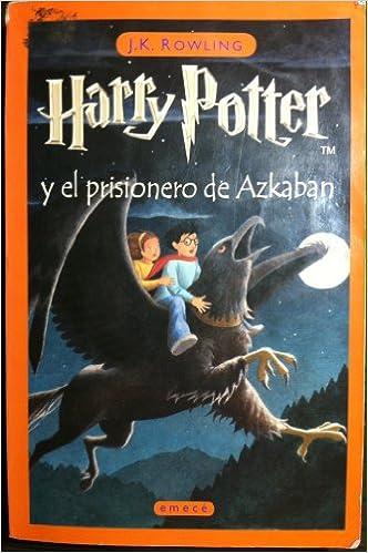 Harry Potter y el prisionero de Azkaban Harry Potter 3: Amazon.es ...