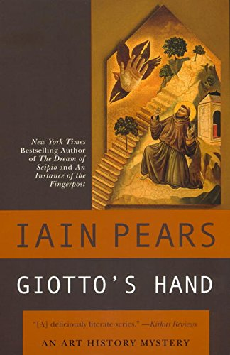 Book cover for Giotto's Hand