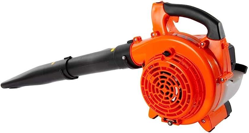 26cc 3-in-1 Petrol Leaf Blower, Vacuum, Mulcher & Shredder: Amazon ...