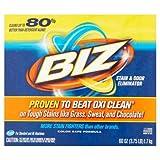 Biz Stain & Odor Eliminator, 60 oz (1)