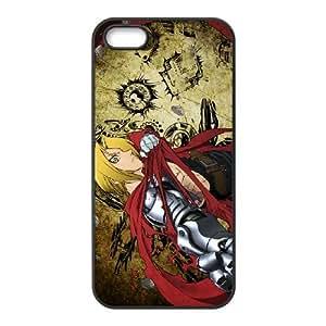 FULLMETAL ALCHEMIST iPhone 5 5s Cell Phone Case Black Y9687329