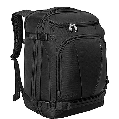 eBags TLS Mother Lode Weekender Convertible Junior (Solid Black) by eBags