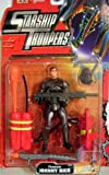 STARSHIP TROOPERS FIRESTORM JOHNNY RICO ACTION FIGURE