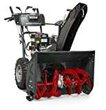 Briggs & Stratton 1227MDS Dual Stage Snowthrower Snow Thrower, 250cc