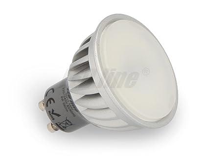 Gu led gu gu led w smd led lampe warmweiss