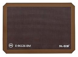 Sil-Eco E-96126BM Half Size Mat Silicone Bread Baking Liner, 11-5/8\