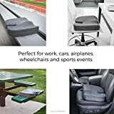 Linenspa Orthopedic Gel Foam Seat Cushion