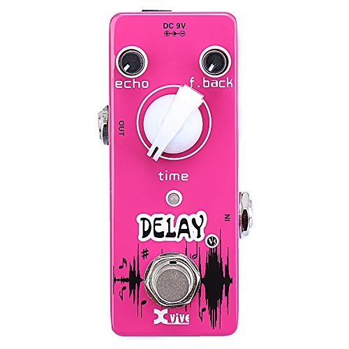 Xvive Analog Delay Guitar Effects product image