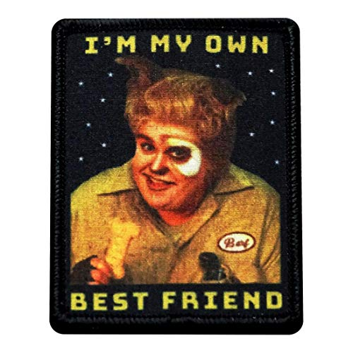 Barf Mog Spaceballs Best Friend Halloween Cosplay Costume Patch (3 inch Iron on sew on-BAR3) -