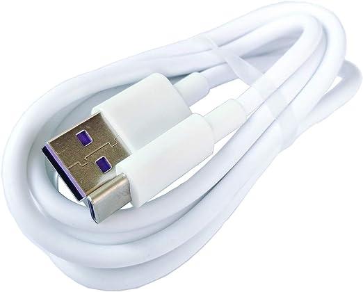 90 cm USB Noir Câble De Chargeur Pour Vtech Clear Sounds Deluxe DECT baby monitor