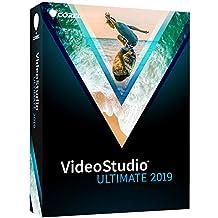 VideoStudio Ultimate 2019 - Video & Movie Editing [PC Disc]