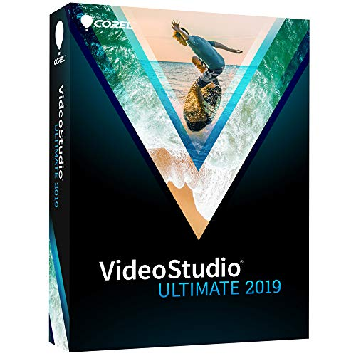 VideoStudio Ultimate 2019 - Video & Movie Editing [PC Disc] (Windows Video Editing Software)