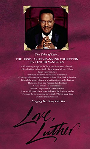 Love, Luther (Luther Vandross The Best Of Love)
