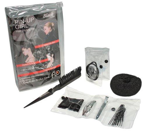 Lava Flo Pin Up Girl Kit, Black by Lava Flo
