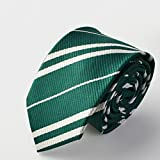 School Tie Cosplay Party Costume Accessory For Halloween Party (Green)