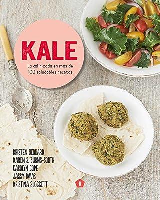 Kale: La col rizada en más de 100 saludables recetas: Amazon.es ...