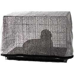 Pro Select Solar Crate Canopy, Protective Dog Crate Cover