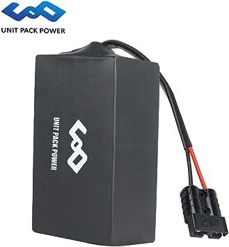 Amazon.com: ¡Gran venta! Batería de litio de 72 V y 40 Ah ...