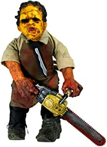 Mezco Leatherface Plush - Cinema Of Fear -