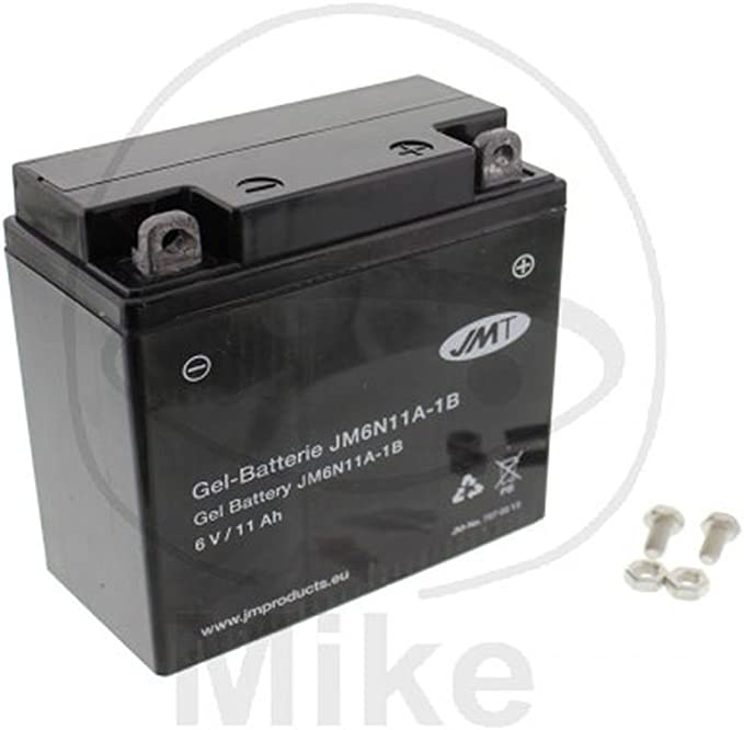 Battery Mot 6 N11 A 1b Gel Jmt Auto