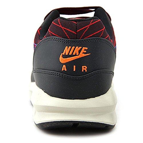 Nike Heren Air Max Lunar1 Jcrd Winter Loopschoen Diep Bordeaux / Hyper Karmozijn-antraciet