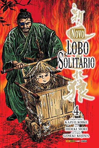 Novo Lobo Solitário - Volume 4