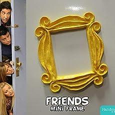 Friends Tv Show Peephole Frame Mini Frame 4 Inch Handmade