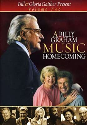 A Billy Graham Music Homecoming, Vol. 2 DVD - Bill Gaither & Gloria