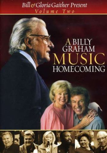 A Billy Graham Music Homecoming, Vol. 2 DVD - Bill Gaither & Gloria by Capitol Christian Distribution