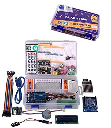 SparkFun Inventors Kit - V32 - KIT-12060 - SparkFun