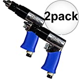 Astro Pneumatic 525C 3/8'' Reversible Pneumatic Air Drill 2-Pack
