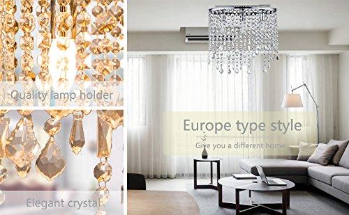 Plafoniere Moderne Led Prezzi : Plafoniera led soffitto lampadario cameretta bambini k crystal