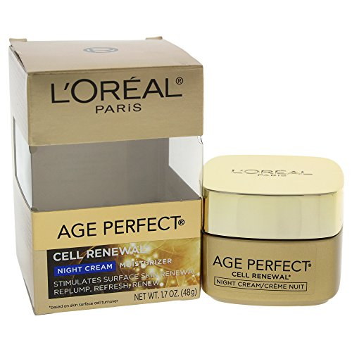 Price comparison product image L'Oréal Paris Age Perfect Cell Renewal Night Cream, 1.7 oz.