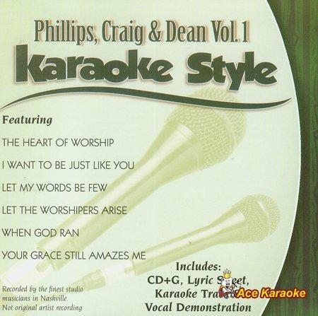 Daywind Karaoke Style: Phillips, Craig & Dean Vol. 1