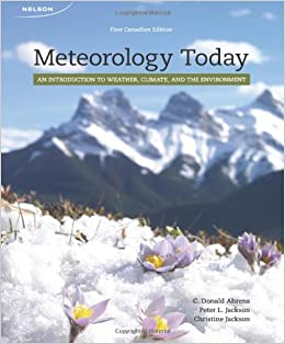 Meteorology Today Pdf