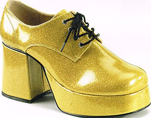 Pearlized Gold Uomo Brogue PleaserJazz02 b Gltr qwSaHtI