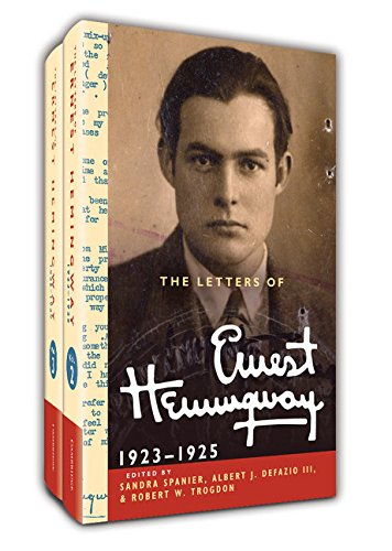 The Letters of Ernest Hemingway Hardback Set Volumes 2 and 3: Volume 2-3 (The Cambridge Edition of the Letters of Ernest Hemingway)