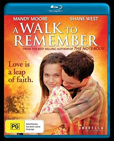 Un Paseo Para Recordar A Walk To Remember Origen Australiano Ningun Idioma Espanol Blu Ray Amazon Es Peter Coyote Daryl Hannah Shane West Mandy Moore Lauren German Clayne Crawford Al Thompson Paz De