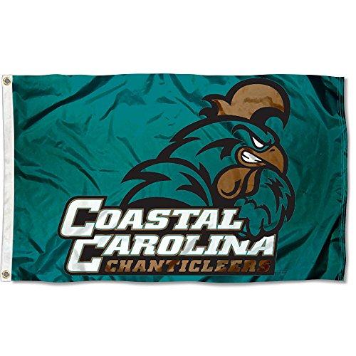 Coastal Carolina Chanticleers CCU University Large College Flag