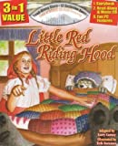 Little Red Riding Hood: Sing-Along CD, Storybook, PC Features by Various