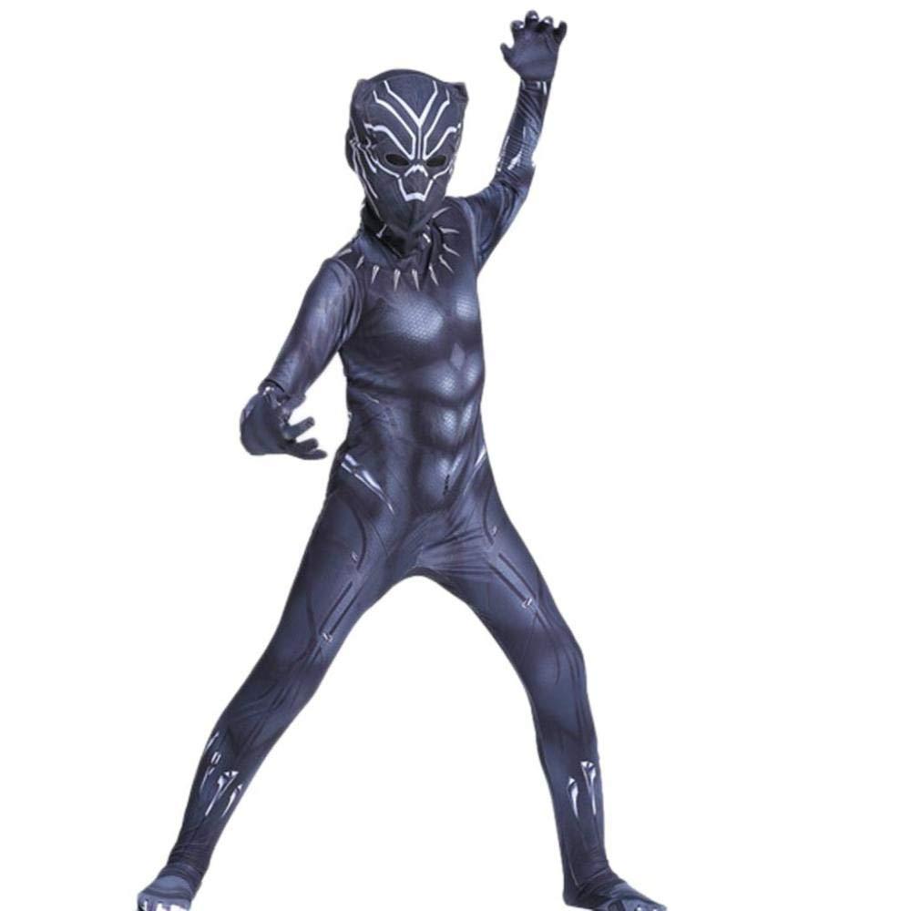 ERTSDFXA Black Panther Body Avengers Disfraz De Cosplay Disfraces ...