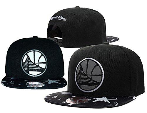 Men Women Hip Hop Fans Support Hats Snapback Baseball Caps (Golden State Warriors - I)