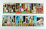 Lot of (36) Different Signed 1962 to 1965 Topps Baseball Cards Autos - Baseball Slabbed Autographed Cards