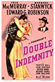 Double Indemnity 27 x 40 Movie Poster - Style A