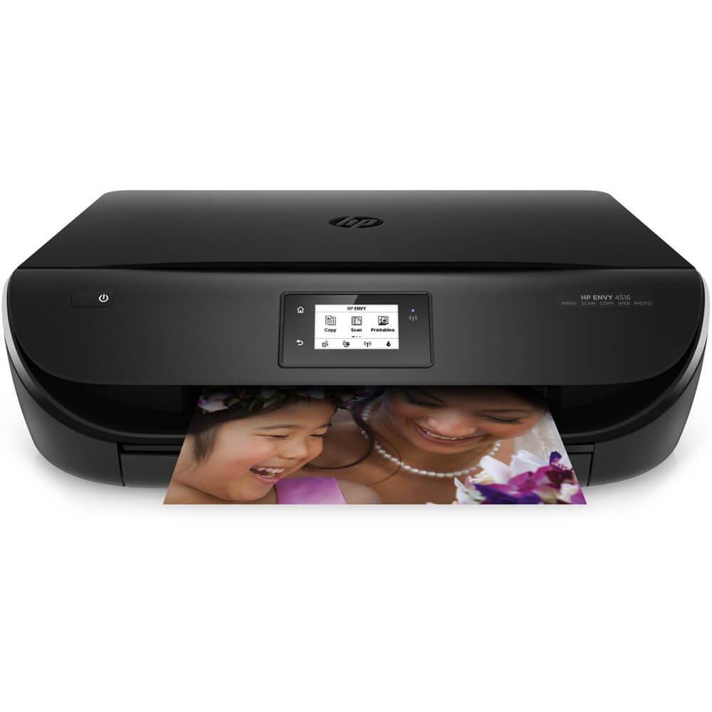 HP Envy 4516 Wireless-N All-In-One Printer Inkjet USB 2.0 Scanner and Copier