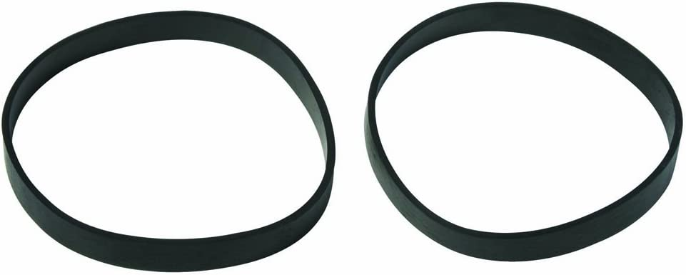 Panasonic MC-V270B Type UB-8 Replacement Upright Vacuum Cleaner Belt, 2-Pack