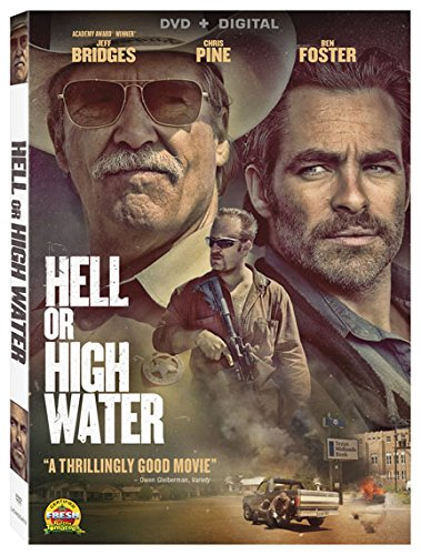 DVD : Hell or High Water (DVD)