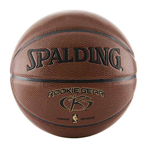 Cross Brown Pebbled - Rookie Gear Basketball - Brown (EA)