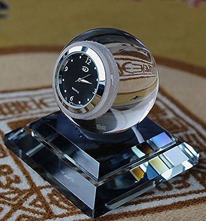 Cristal Reloj Asiento Carro Perfume Ambientadores Botella de perfume