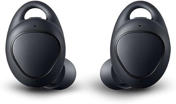 Amazon Com Samsung Gear Iconx 2018 Edition Sm R140nzkaxar Bluetooth Cord Free Fitness Earbuds W On Board 4gb Mp3 Player Us Version With Warranty Black